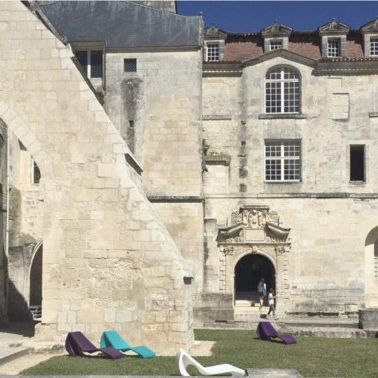 Abbaye aux Dames, Cultural Centre in Saintes
