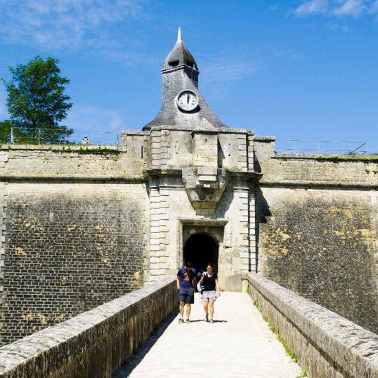 Blaye Citadel close from Bordeaux