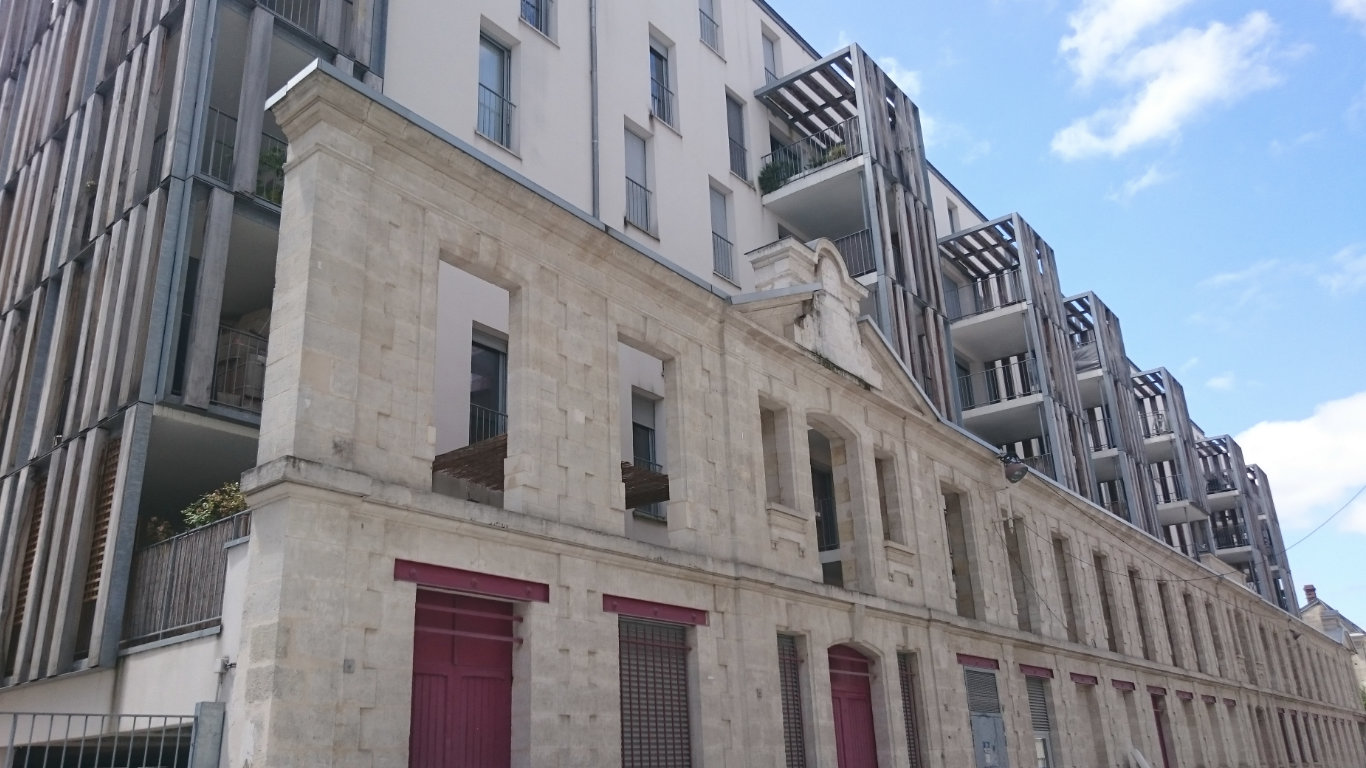 Bordeaux redevelopment