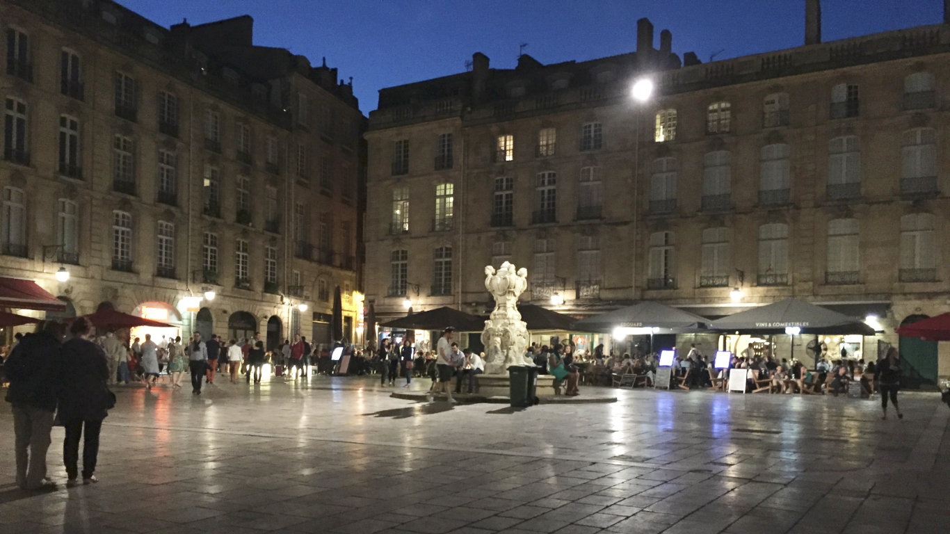 Place du Parlement, Bordeaux