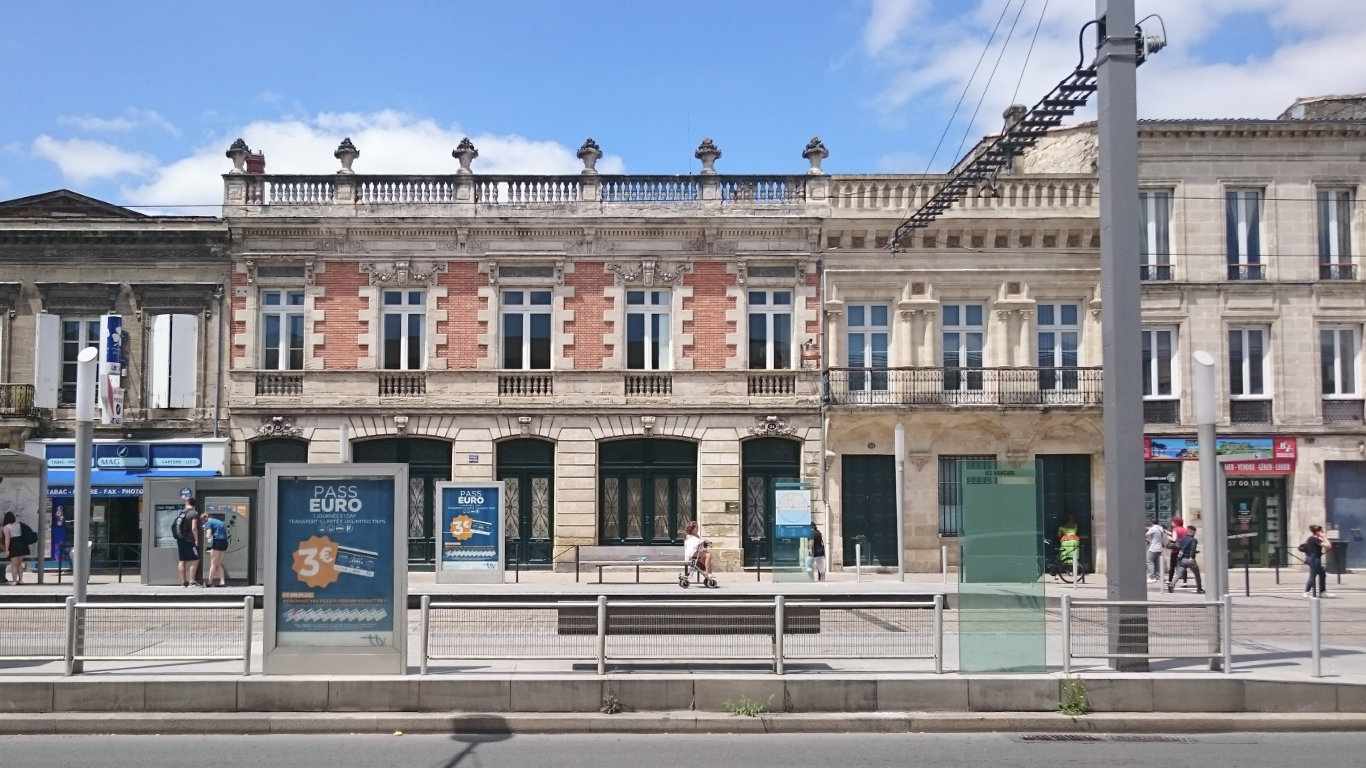 Bordeaux buildings