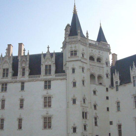 Château des ducs de Bretagne –history museum in Nantes