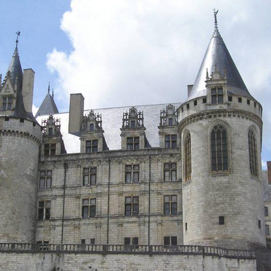 Château de la Rochefoucauld in La Rochefoucauld