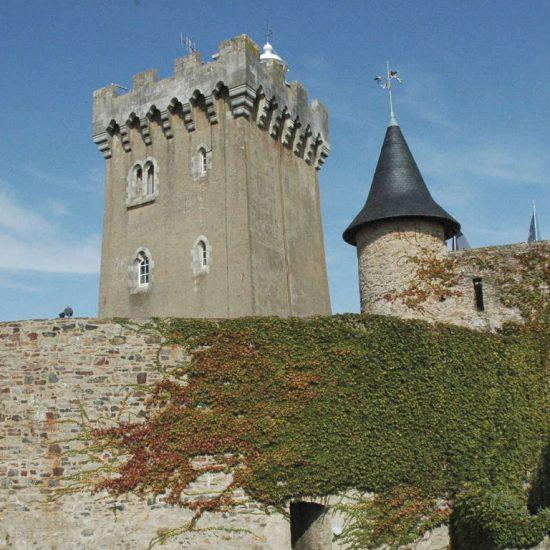 Chateau St Clair Musée de la Mer et de la Peche in Les Sables-d'Olonne