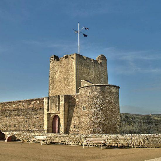 Fort Vauban in Fouras