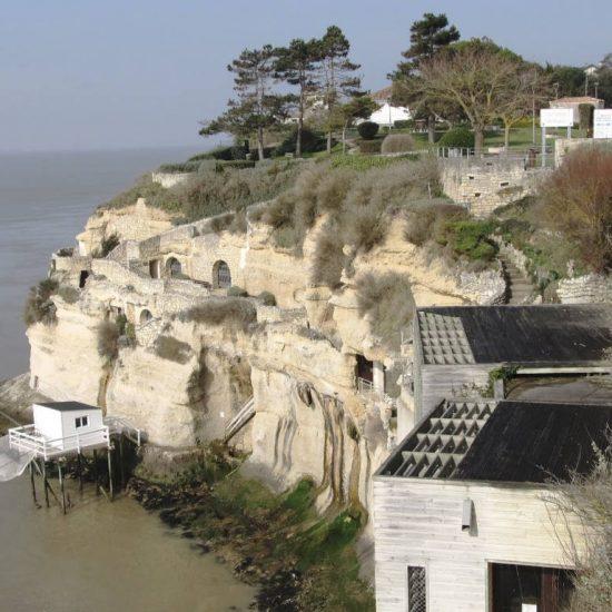 Grottes de Régulus in Meschers-sur-Gironde