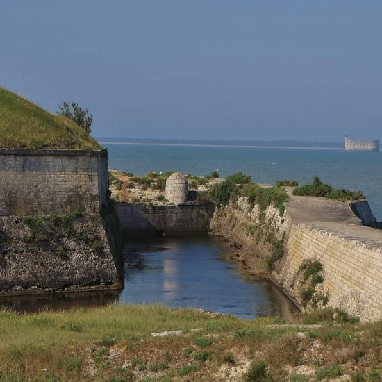 Fort Boyard from Île d'Aix