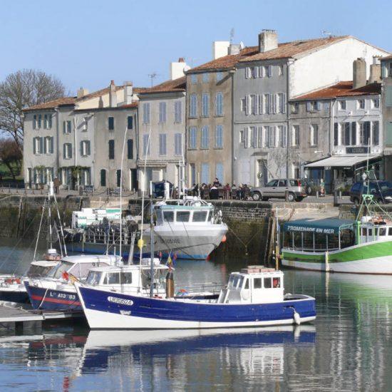 Harbour on île de Ré