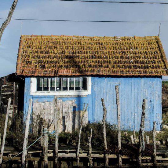 House on Île d'Oléron
