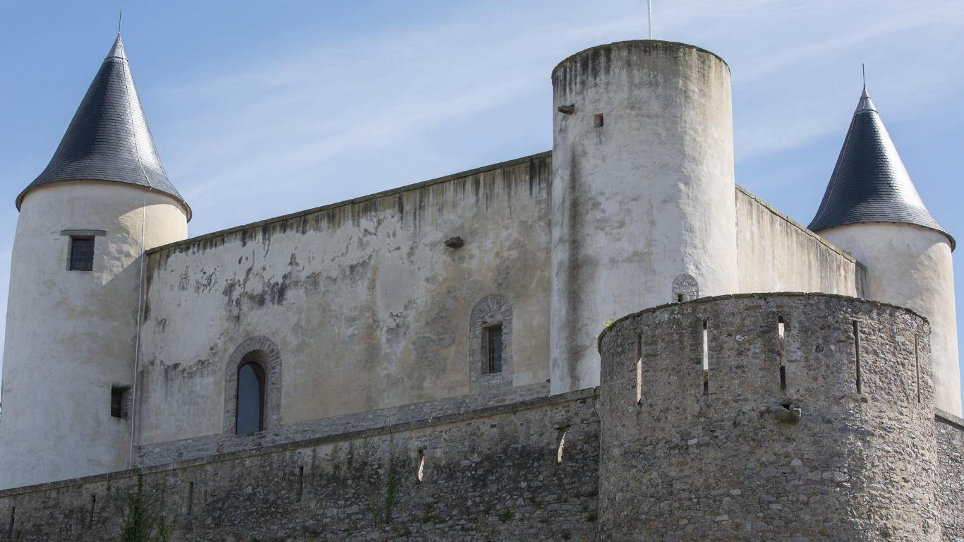 Château de Noirmoutier on Île de Noirmoutier