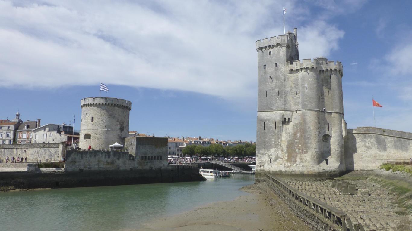 Hotels In La Rochelle Area