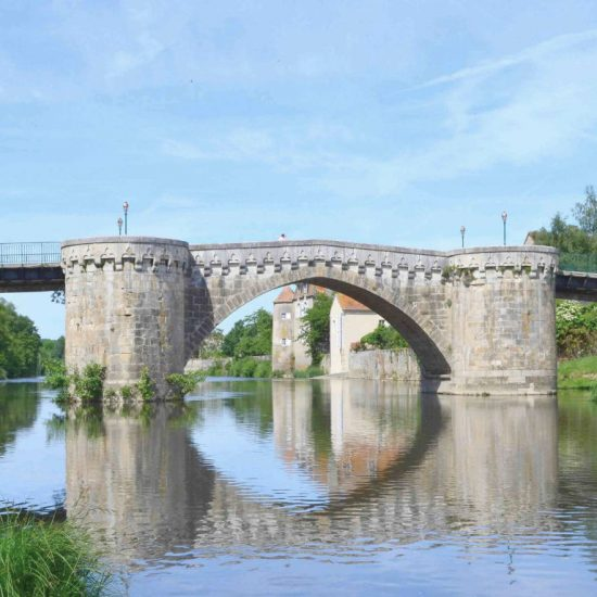 Bridge in Montmorillon