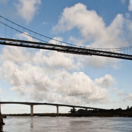 Pont Transbordeur in Rochefort