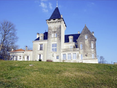 Chateau for rent