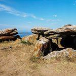 Dolmens de la Planche à Puare, Île d'Yeu